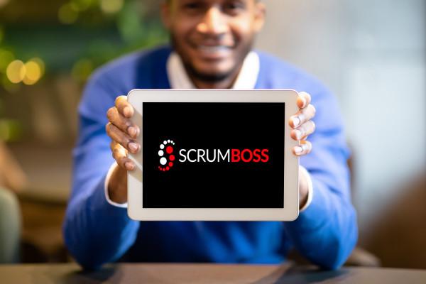 Sample branding #2 for Scrumboss