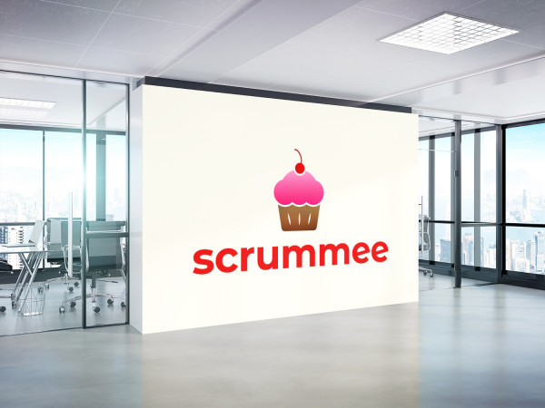 Sample branding #2 for Scrummee