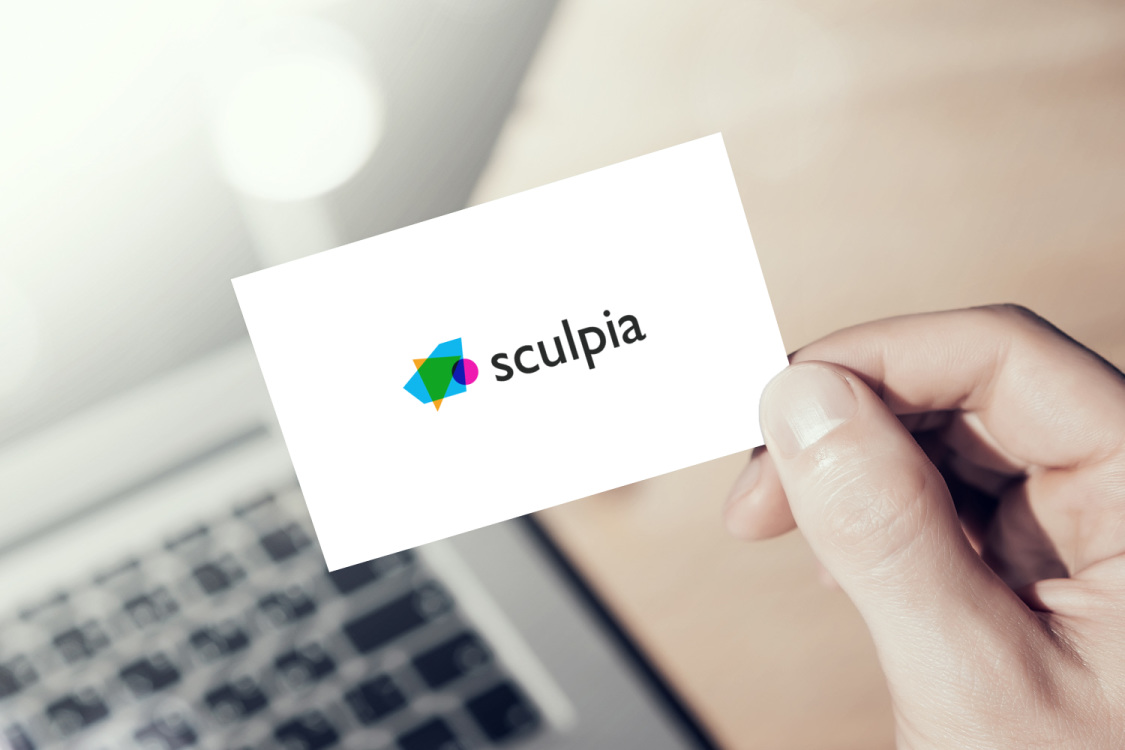 Sample branding #1 for Sculpia