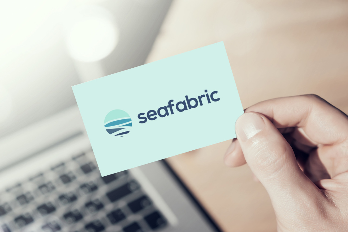 Sample branding #1 for Seafabric
