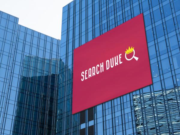 Sample branding #3 for Searchduke