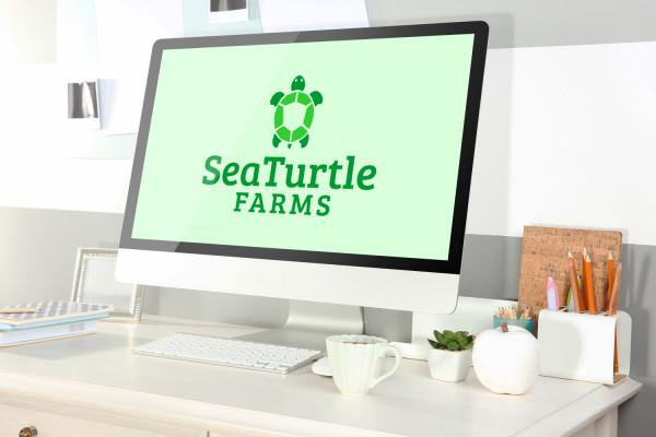 Sample branding #2 for Seaturtlefarms