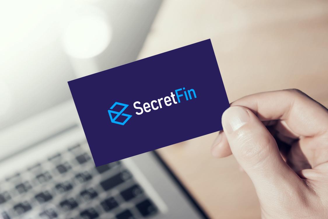Sample branding #1 for Secretfin