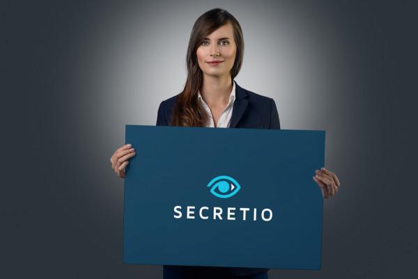Sample branding #2 for Secretio
