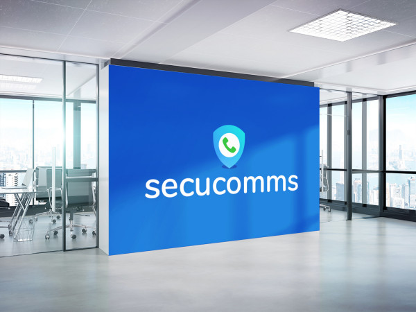 Sample branding #1 for Secucomms