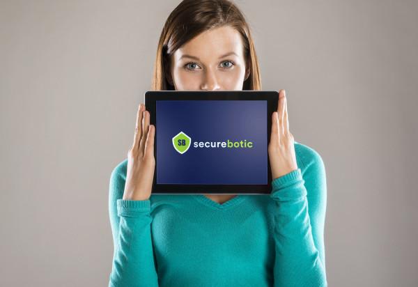 Sample branding #1 for Securebotic