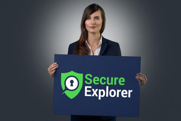 Sample branding #1 for Secureexplorer