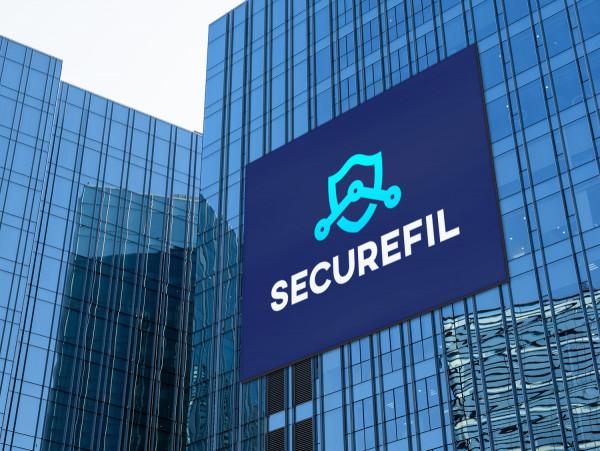 Sample branding #3 for Securefil