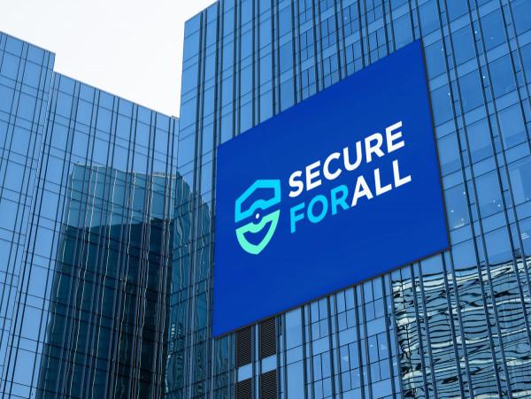 Sample branding #1 for Secureforall