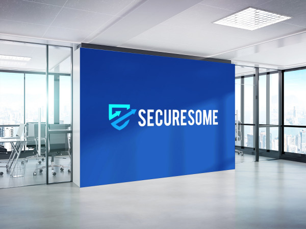 Sample branding #3 for Securesome