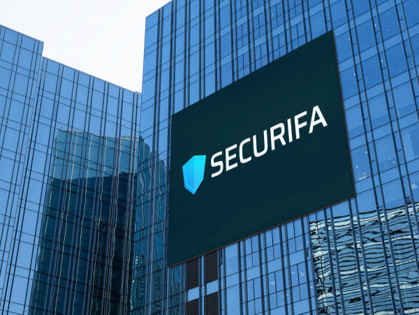 Sample branding #3 for Securifa