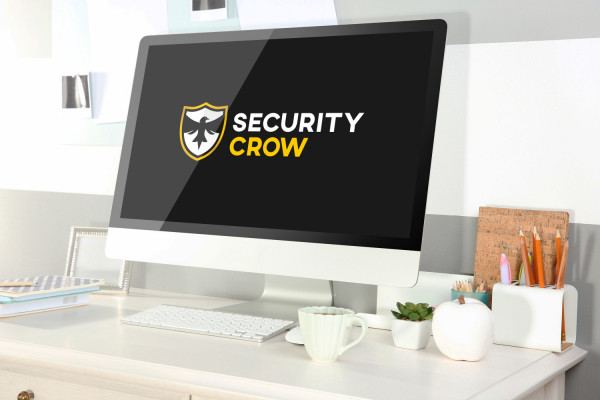 Sample branding #1 for Securitycrow