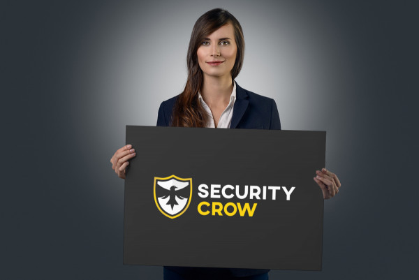 Sample branding #3 for Securitycrow
