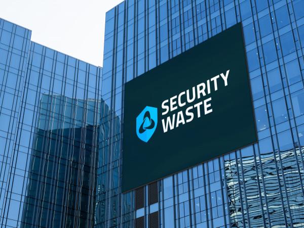 Sample branding #2 for Securitywaste