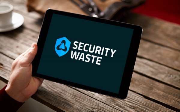 Sample branding #1 for Securitywaste