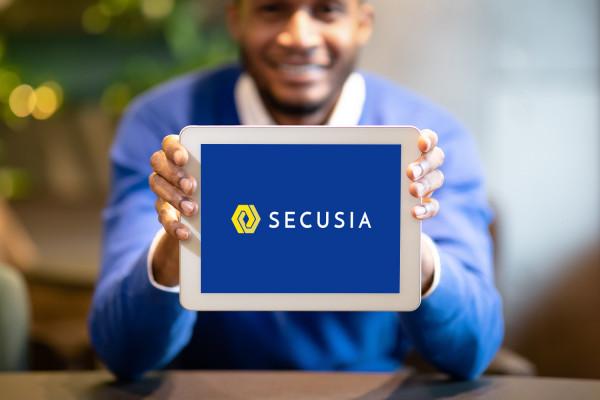 Sample branding #3 for Secusia
