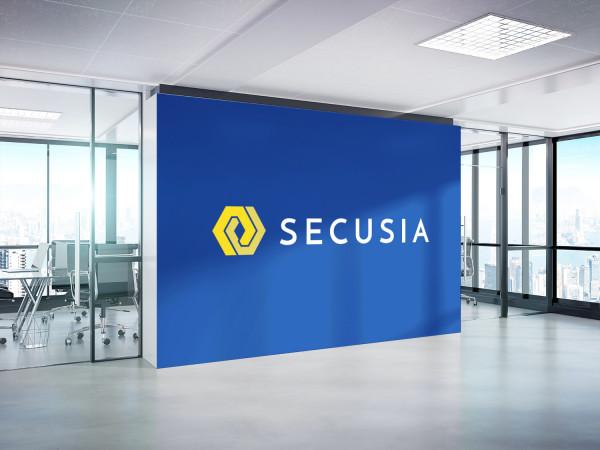 Sample branding #1 for Secusia