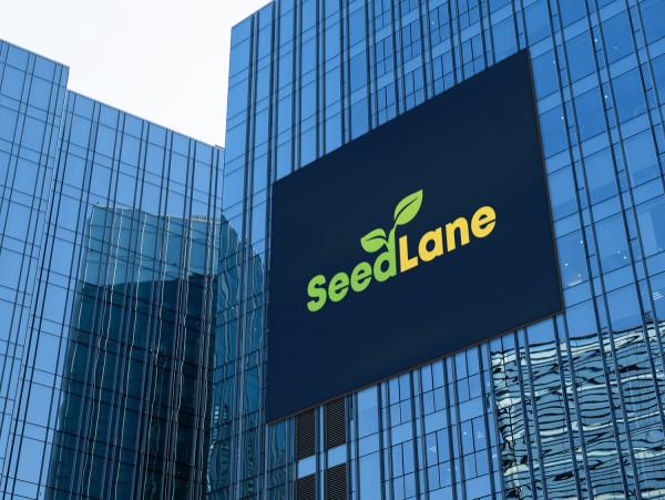 Sample branding #1 for Seedlane