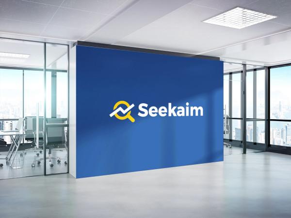 Sample branding #1 for Seekaim
