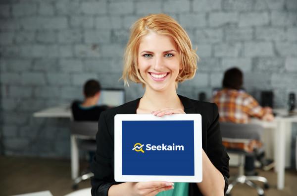 Sample branding #2 for Seekaim