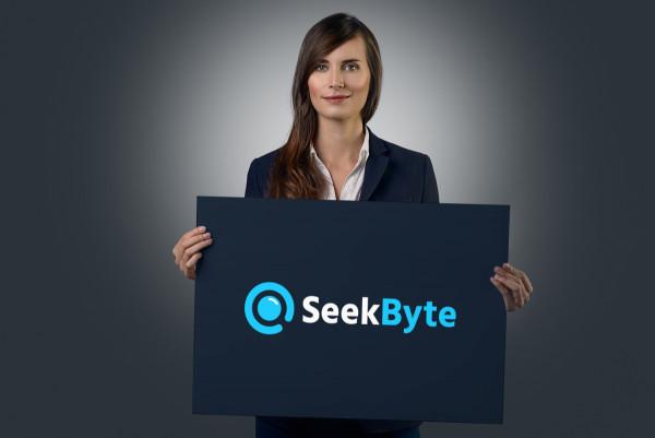 Sample branding #2 for Seekbyte