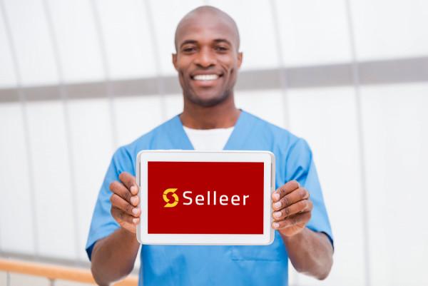 Sample branding #1 for Selleer