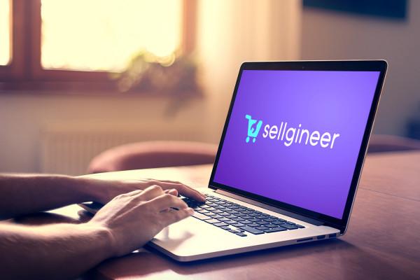 Sample branding #3 for Sellgineer