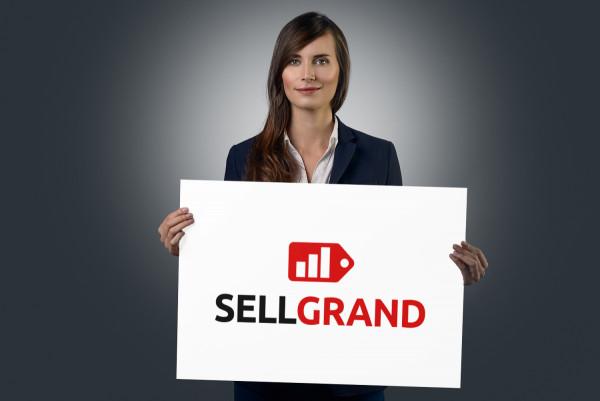 Sample branding #1 for Sellgrand