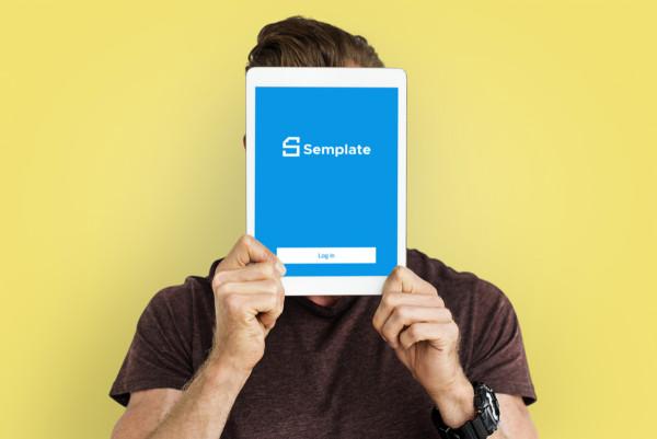 Sample branding #2 for Semplate