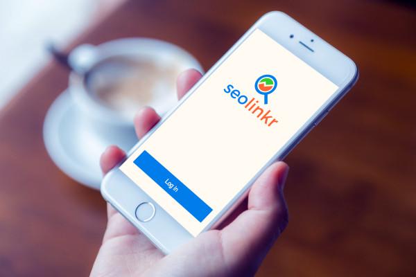 Sample branding #3 for Seolinkr