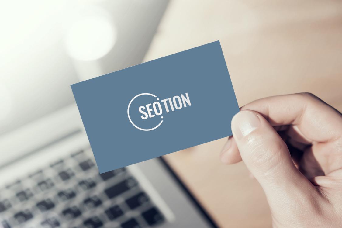 Sample branding #2 for Seotion