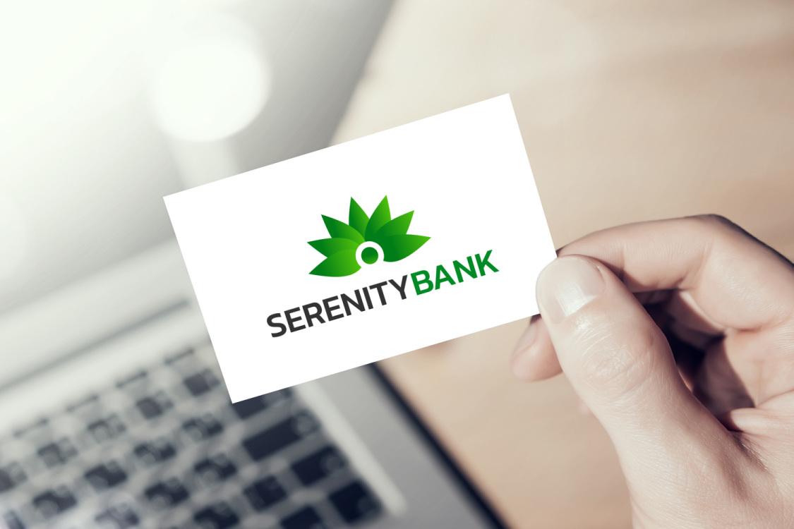 Sample branding #2 for Serenitybank
