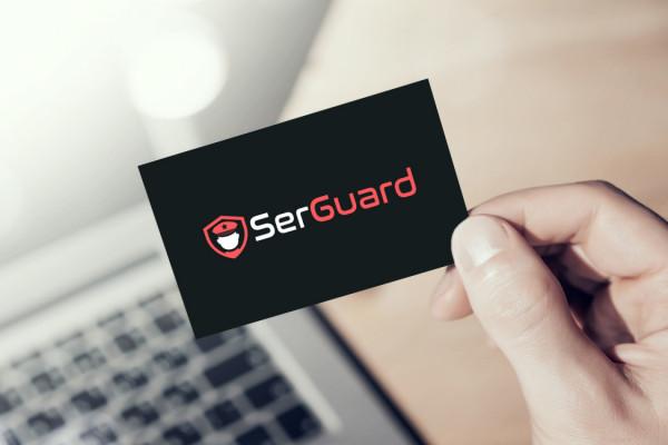 Sample branding #3 for Serguard