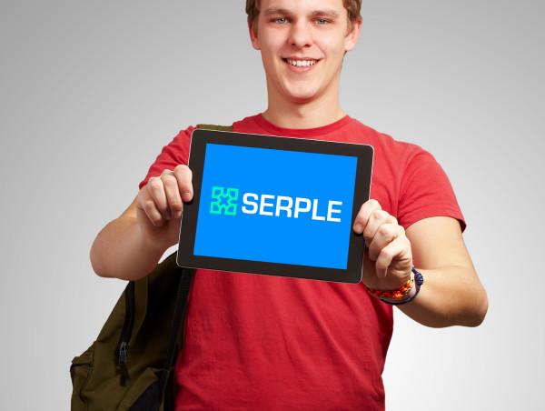 Sample branding #3 for Serple