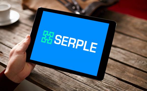 Sample branding #2 for Serple