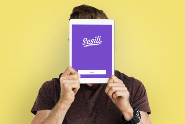 Sample branding #2 for Sesili