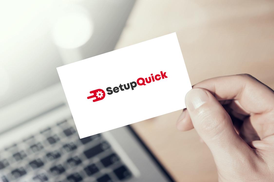 Sample branding #3 for Setupquick