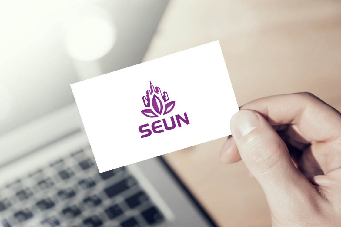 Sample branding #3 for Seun