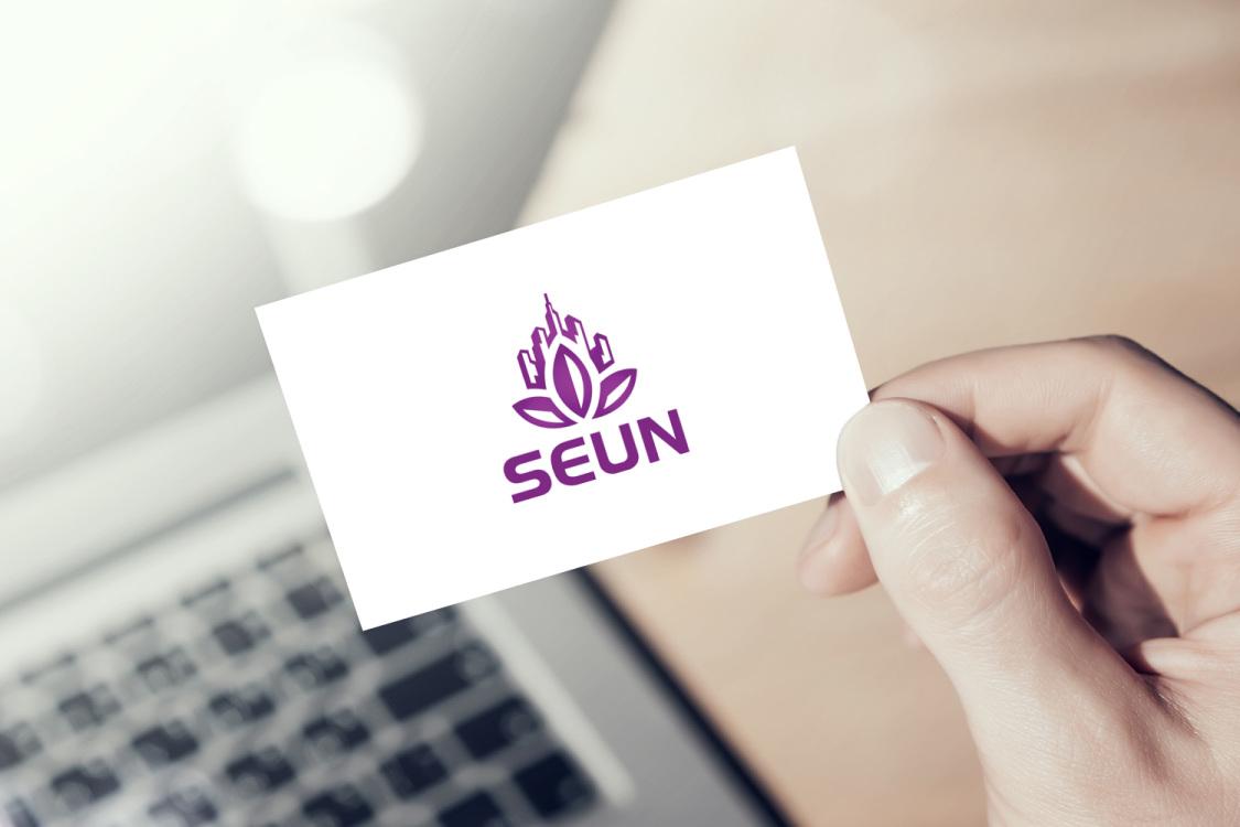 Sample branding #1 for Seun
