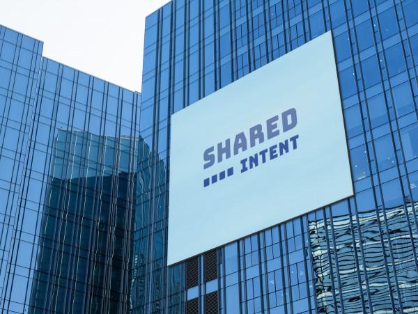 Sample branding #2 for Sharedintent