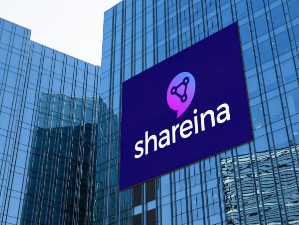 Sample branding #1 for Shareina