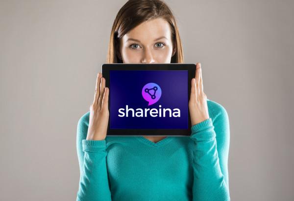 Sample branding #2 for Shareina
