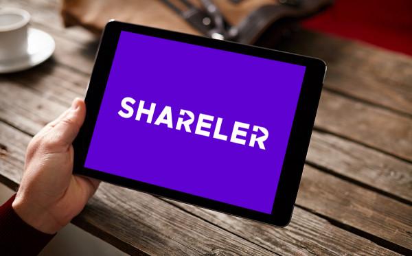 Sample branding #3 for Shareler