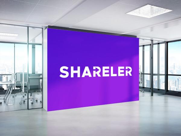 Sample branding #1 for Shareler