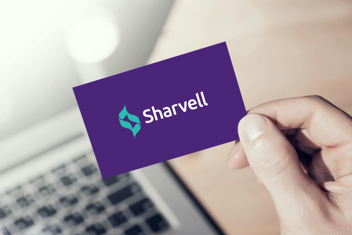 Sample branding #3 for Sharvell