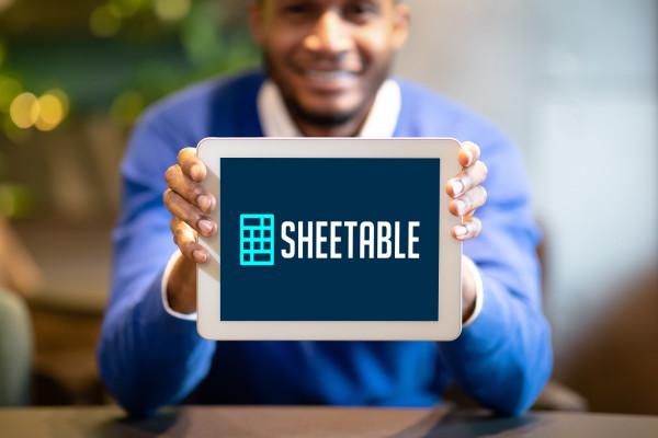 Sample branding #1 for Sheetable