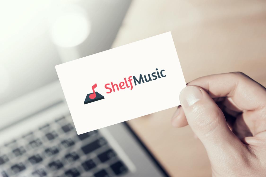 Sample branding #1 for Shelfmusic