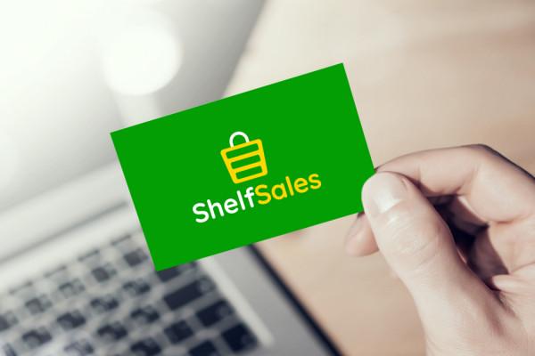 Sample branding #3 for Shelfsales