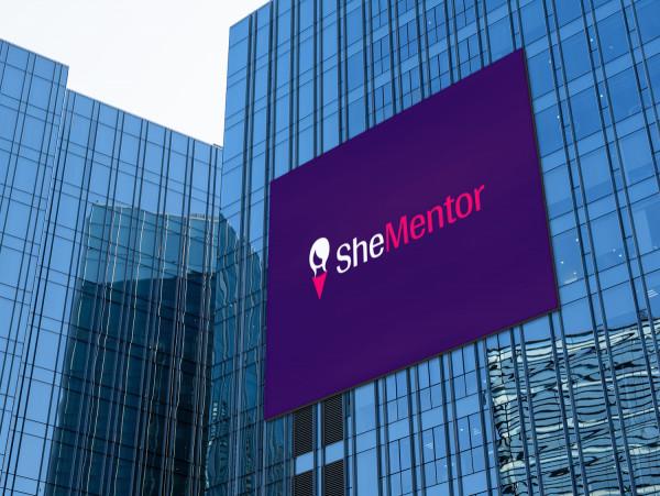 Sample branding #1 for Shementor