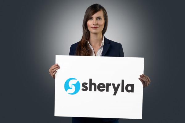 Sample branding #1 for Sheryla